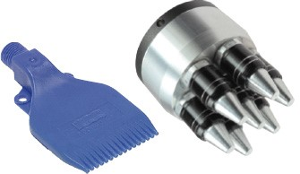 Compressed air nozzles